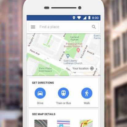 Tölthető a Google Maps Go