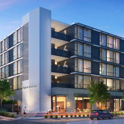 Hamarosan ebben a komplexumban élhetnek majd a Los Angeles-i hajléktalanok