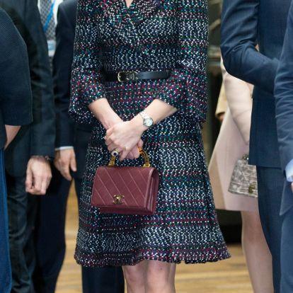 bb66ff3264 Katalin hercegné 2017-ben sem spórolt a ruhákkal