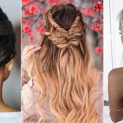 10 trendi frizura a szilveszteri bulira