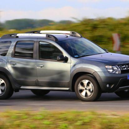 Lefedettség – Dacia Duster 1.5 dCi EDC teszt