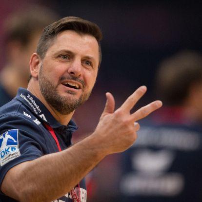 Vranjes elmondta, mit tesz a Eb-t nyer a férfi kézilabda-válogatott