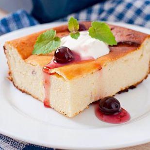 Langyosan a legfinomabb: svéd sajttorta, a kötelező desszert