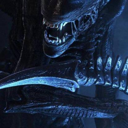 Vadonatúj Alien-játékon dolgozik a Fox