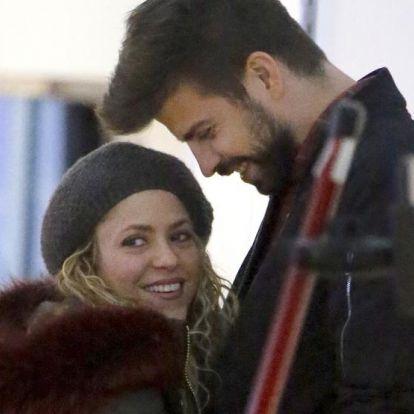 Piqué és Shakira kibékült: itt a bizonyíték! (fotó)