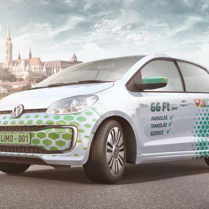 Elindult az autós Bubi Budapesten