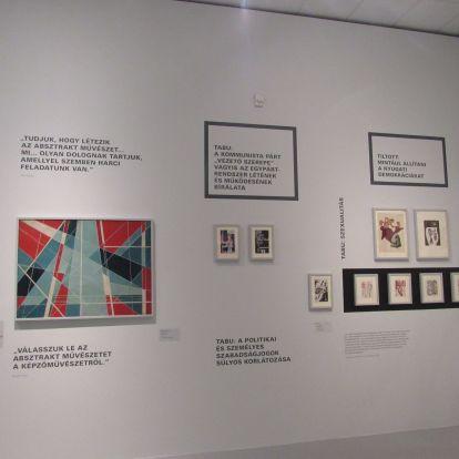 Keretek között – a '60-as évek művészete