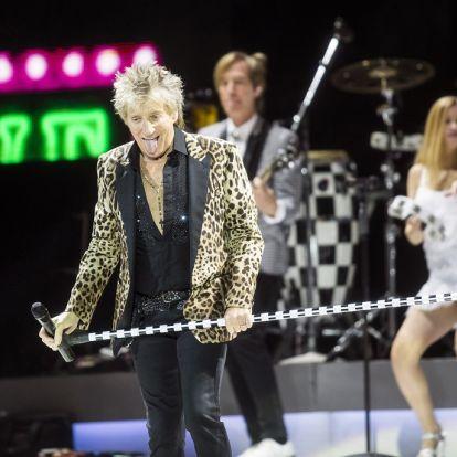 Öt dolog, amit szerettünk Rod Stewart budapesti koncertjében, és öt, amit nem