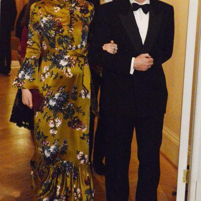 Katalin hercegné lehengerlő ruhában ragyogta túl a svéd koronahercegnőt