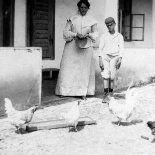 """""""Két drb szépen megtisztított, megmosott csirkét megsózunk"""" - Étrendpályázat és eredményhirdetés a ma asszonyának 1931-ből"""
