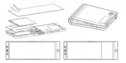 Összecsukható OLED-kijelzővel dobbantana a mobilpiacon a Samsung