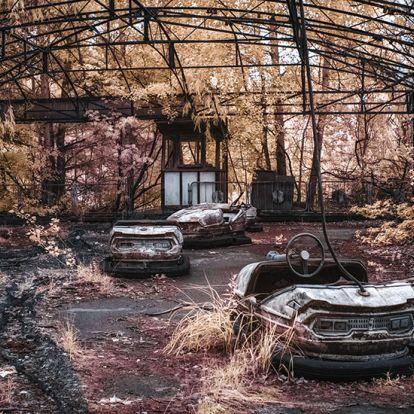 Kirázott minket a hideg ezektől a Csernobilban készült képektől