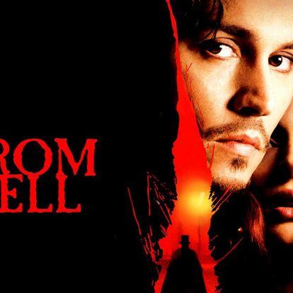 A pokolból (From Hell / 2001)