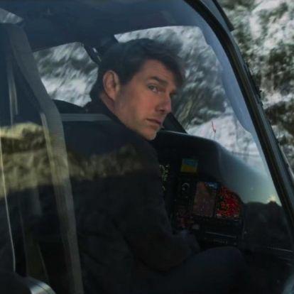 Magyarul még ütősebb a Mission: Impossible 6 első előzetese