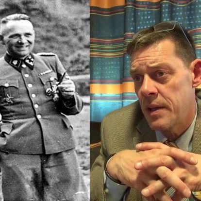 Aki 12 évesen tudta meg, hogy nagyapja Auschwitz hírhedt náci parancsnoka volt