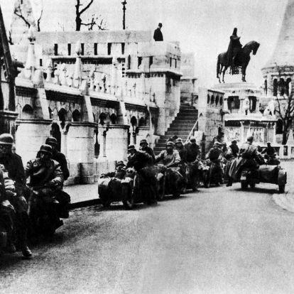 Budapest ostroma a II. világháború egyik legkeservesebb küzdelme lett