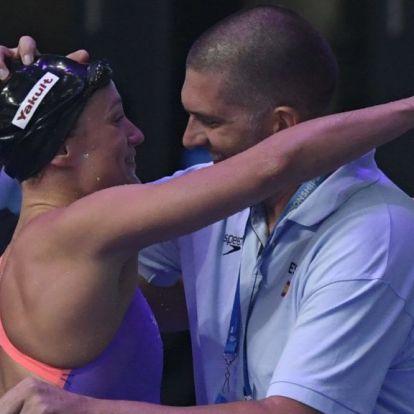 Nagy riválisa edzőjével folytathatja Hosszú Katinka