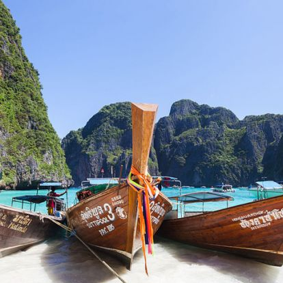 Lezárják a turisták előtt Thaiföld leghíresebb partját