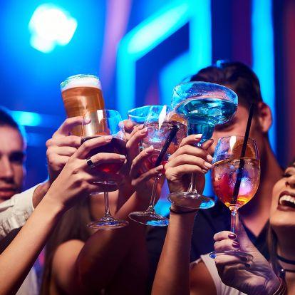 TÉNY vagy TÉVHIT: alkohollal kapcsolatos mítoszok