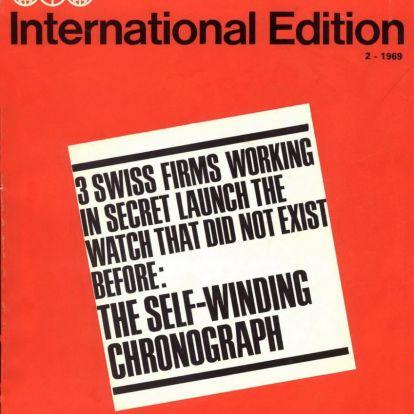 Stoppertörténelem – Az első automata kronográf(ok) szoros befutója, 1969