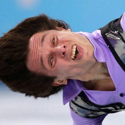 A téli olimpia legviccesebb fotói