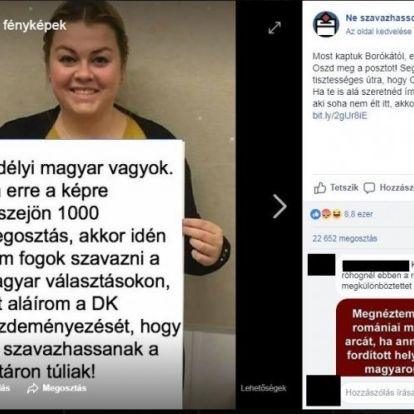 Nyomoznak a határon túliakat zombinak tekintő oldal posztja miatt – a lap sem elérhető már