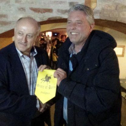 A dartsvilág egyik legbefolyásosabb embere Budapesten