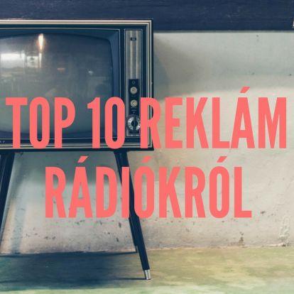 A 10 legötletesebb tévés reklám rádiókról