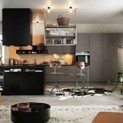 Újragondolt konyhák