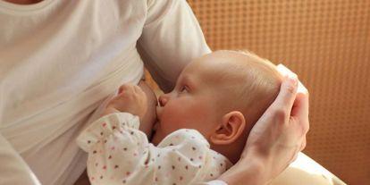 A baba szoptatása: nem mindegy a pozíció