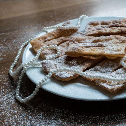 Cili házi sütijei: Farsangi fánkok