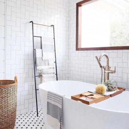 Hogyan csempézz a fürdőszobában?
