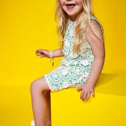 Fogyatékos gyerekmodellekkel reklámoz a neves divatmárka