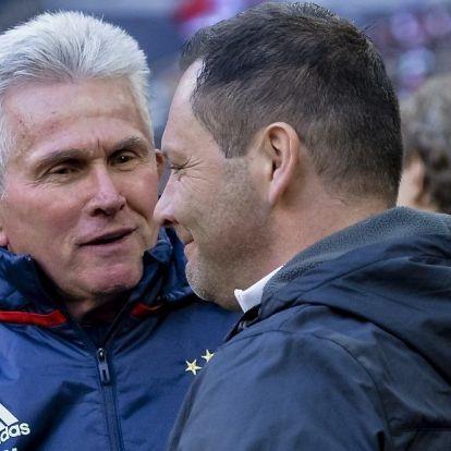 Dárdai Pál csapata kifogott a Bayern Münchenen