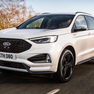 Biturbó dízellel erősít a legnagyobb Ford