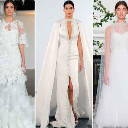 10 menyasszonyi ruhatrend 2018-ban