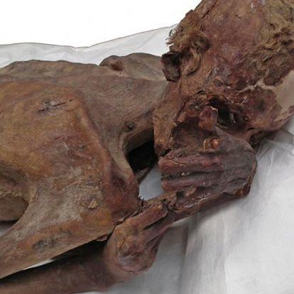 A legősibb figurális tetoválásokat találták meg két egyiptomi múmián