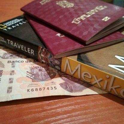 Viajar a Mexico - A készülődés