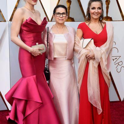6092069f30 Nézd meg a 90. Oscar-gála legszebb ruháit!