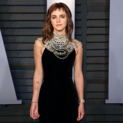 Emma Watson tetoválását csúnyán elrontották