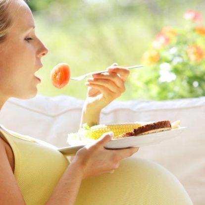 Minden, amit a terhesség alatti helyes táplálkozásról tudnod kell!