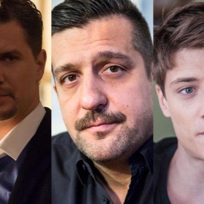 Top 10 magyar férfiszínész, akivel randiznának a tévézők