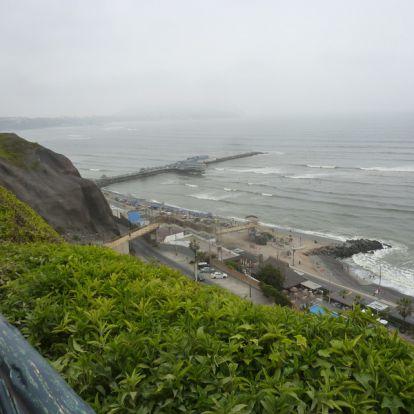 Az első nap Limában