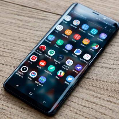 Megérkezett az első frissítés a Samsung Galaxy S9-re