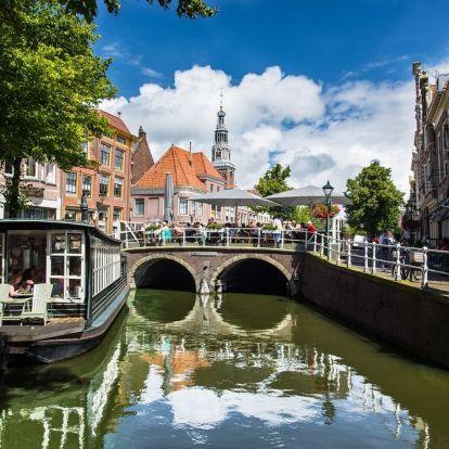 Tíz dolog, amiért jó Hollandiában élni