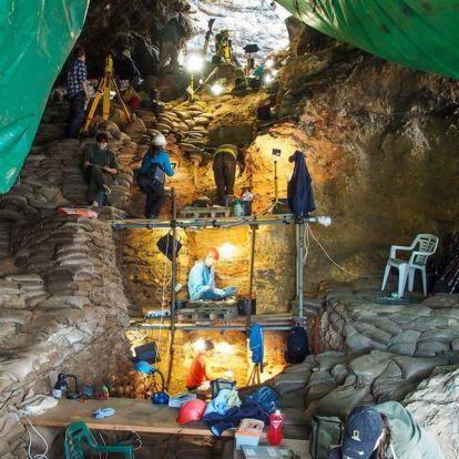 Túlélték a történelem legnagyobb vulkánkitörését a Dél-Afrika területén élt kőkorszaki emberek