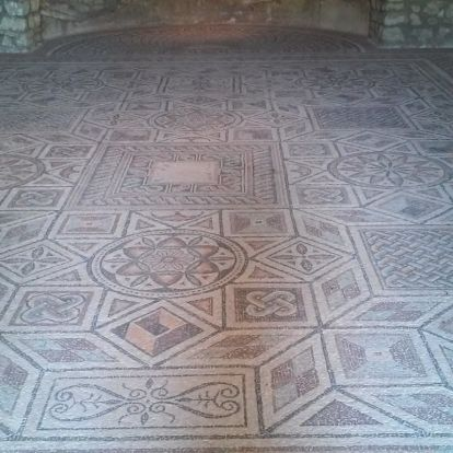 Villa Romana, Baláca - római kori villa a Balaton-felvidéken