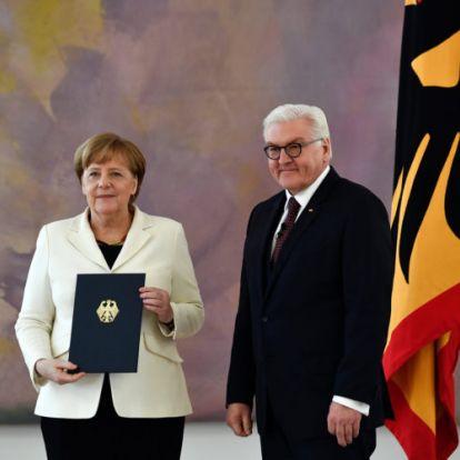 Csaknem félévi huzavona után megalakult a német kormány