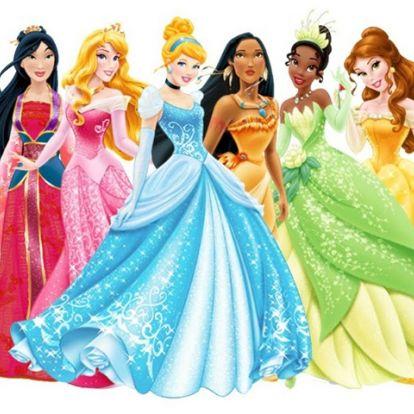 Plus size Disney hercegnők - Így néznének ki, ha felszednének pár kilót