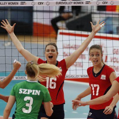 Budapest rendezi a női röplabda Európa-liga idei négyes döntőjét